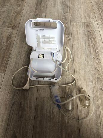 Inhalator nebulizator diagnostic