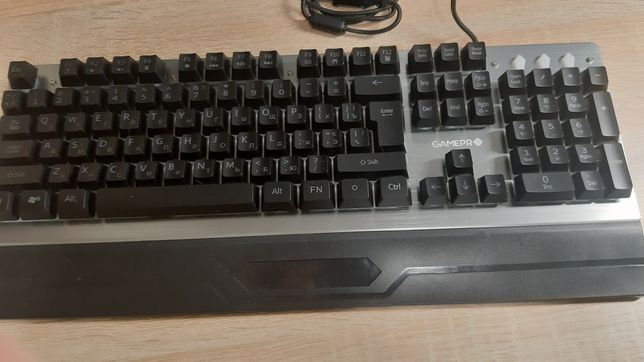 Клавиатура геймерская GamePro Stinger GK599 USB