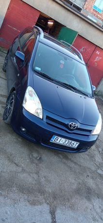 Toyota Corolla Verso 2007 ,Polski salon,bez DPF,7 osob.