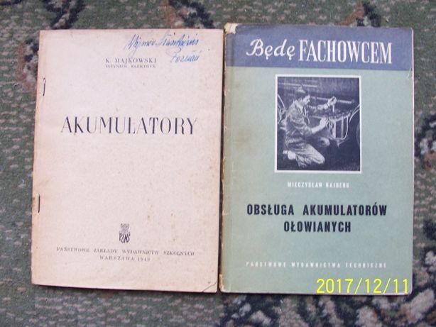Akumulatory wydanie kolekcjonerskie zestaw