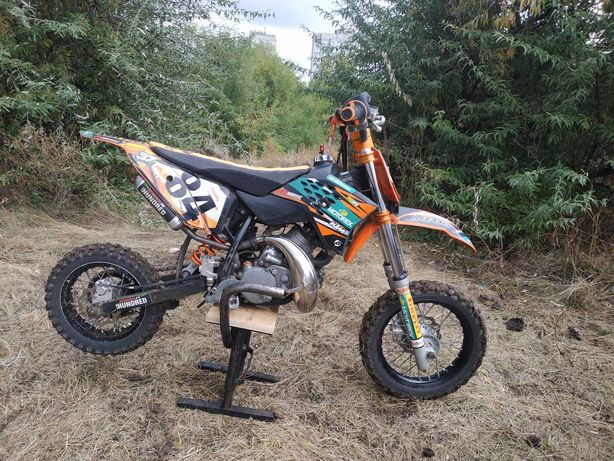 Продам KTM SX 50 2009