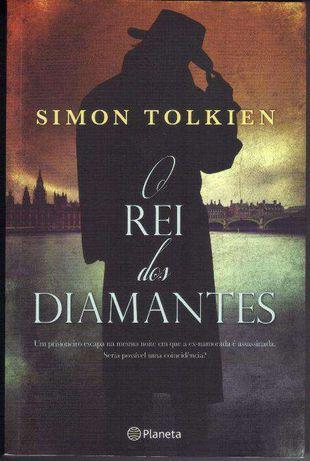 Livro – O Rei dos Diamantes - Simon Tolkien
