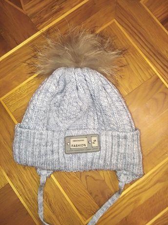 Продам зимнию шапку. В хорошем состоянии и качество.