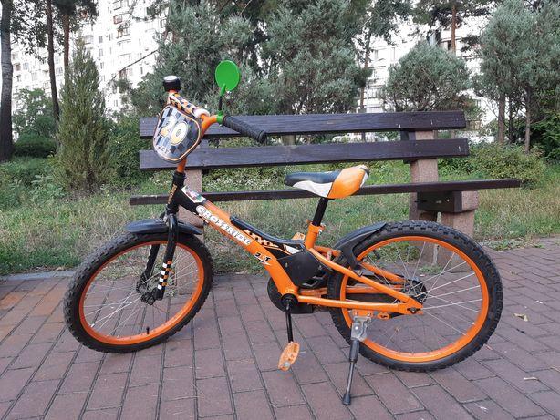 Велосипед детский 5-9 лет
