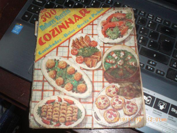 Livro culinária fantástico para chefes ...e coleccionadores...