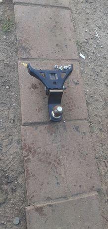 Hak Kula Yamaha Grizzly 700 Mocowanie