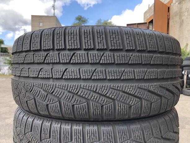 255/35 r20 Резина зимняя Pirelli Sottozero Winter как НОВАЯ