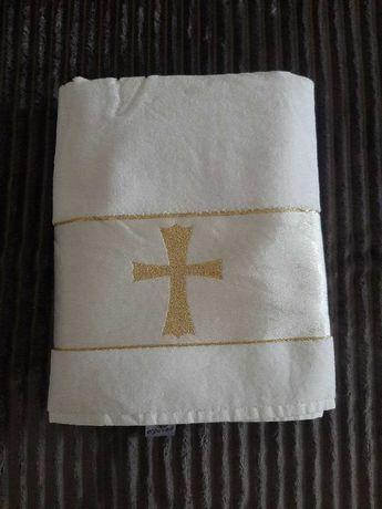 Махровая крыжма-полотенце