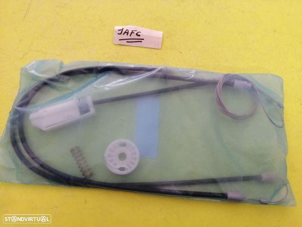Kit reparação elevador vidro Audi A4 B6 B7 Cabrio