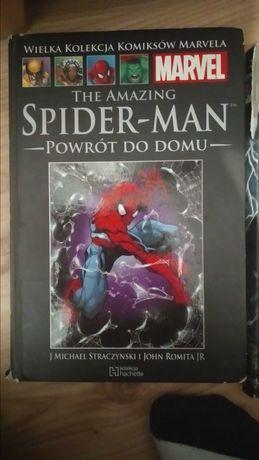 Komiks the amazing spider man powrót do domu