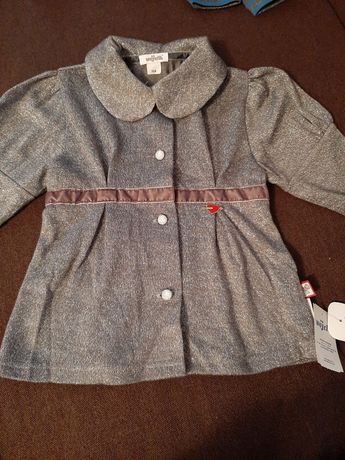 Новая нарядная  рубашка кардиган Wojcik 116 p