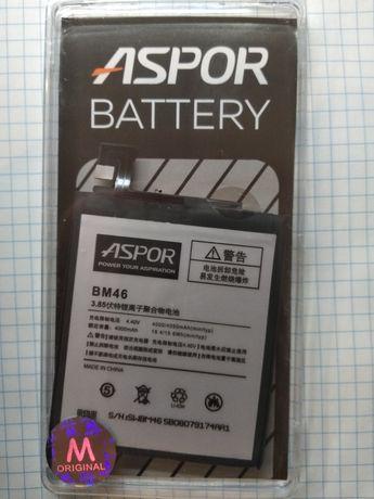 Аккумулятор батарея BM46 для Xiaomi Redmi Note 3, Redmi Note 3 Pro