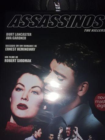 Assassinos Burt Lancaster Ava Gardner