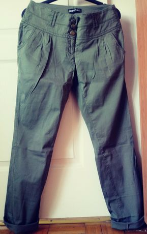 Spodnie chinosy rozm 38
