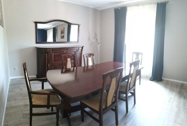 Stół z krzesłami drewniany Okazja !!!