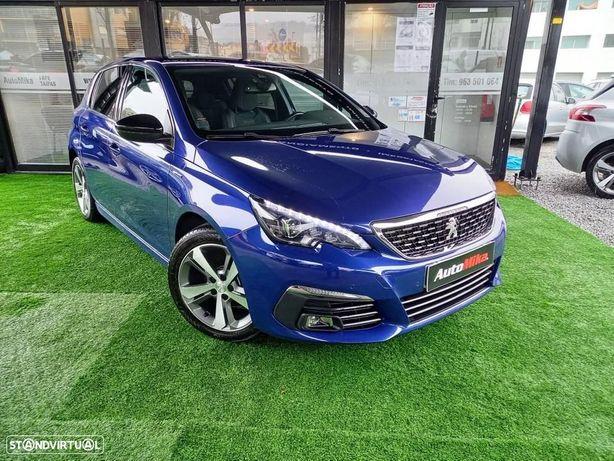 Peugeot 308 1.5 BlueHDi GT Line