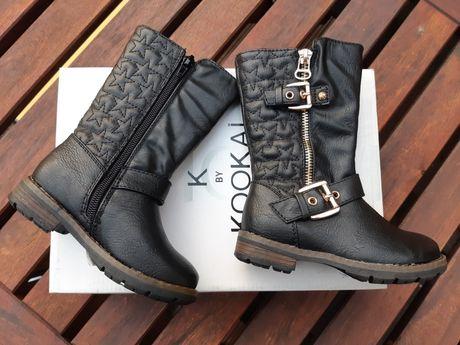 NOWE kozaki buty zimowe KOOKAI 24