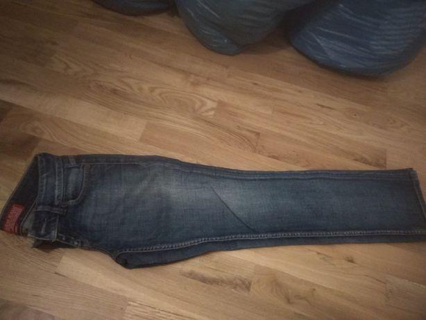 Spodnie jeans Guess
