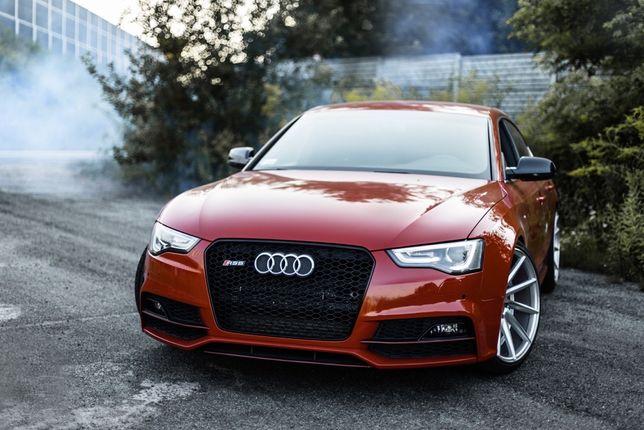 Audi a5 3x S-line plus + competition sportback rs5 s5 vossen 20