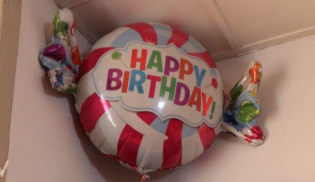 Balão Aniversário
