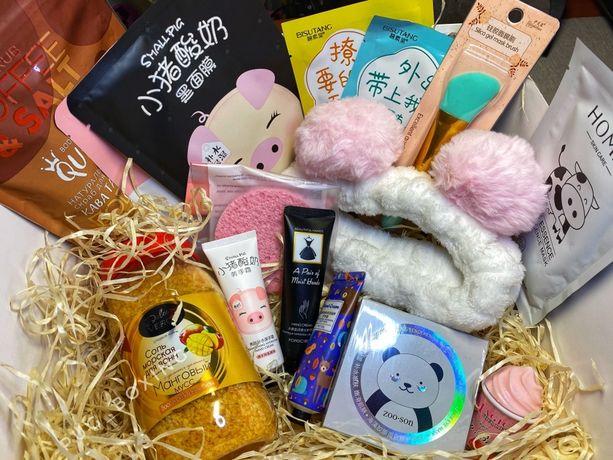 Бьюти бокс Beauty подарочный набор Подарки на новый год