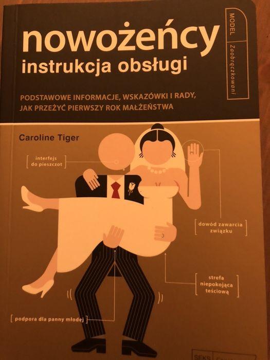 Książka nowożeńcy instrukcja obsługi Warszawa - image 1