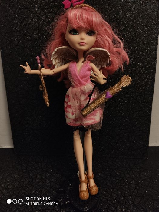 Ever After High C.A. Cupid Basic 1 seria UNIKAT Lublin - image 1