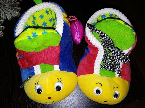Развивающие ботиночки Ks Kids