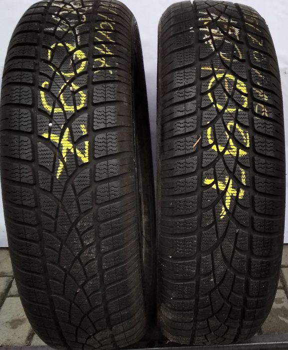 215/70R16 100T Dunlop SpWinterSport 3D Warszawa - image 1