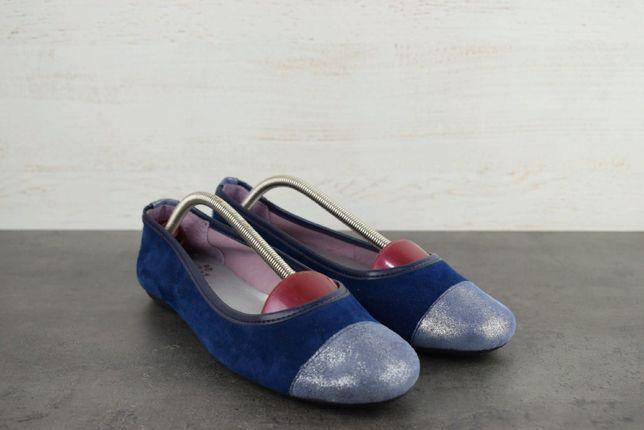 балетки Folie's chauss. Кожа.Размер 37