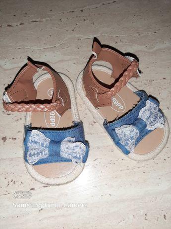 Niechodki sandały