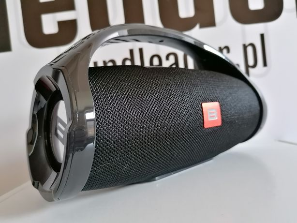 Głośnik bezprzewodowy bluetooth przenośny radio latarka odtwarzacz