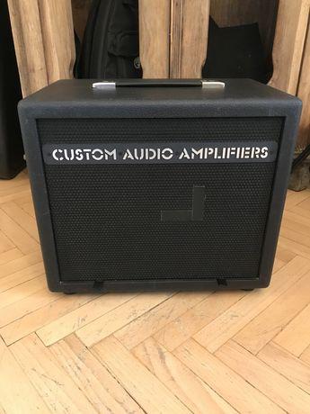 Kolumna gitarowa Custom Audio Amplifiers 1x12 Suhr, paczka CAA 112