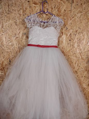 Платье на выпускной в 4 класс