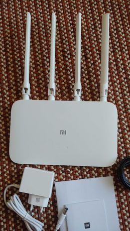Маршрутизатор Xiaomi Mi WiFi Router 4A Gigabit Global Новый Гарантия
