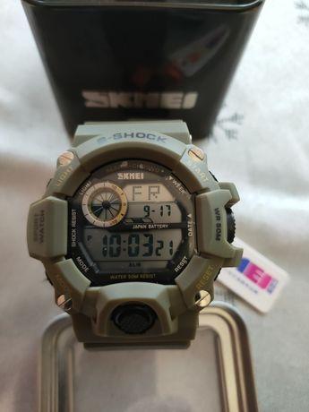 Zegarek gshock skmei wodoodporny z podświetleniem