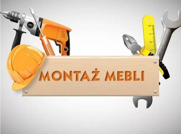 Składanie mebli, montaż, panele - Częstochowa i okolice.