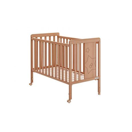 Дитяче ліжко Micuna Nova з матрасиком