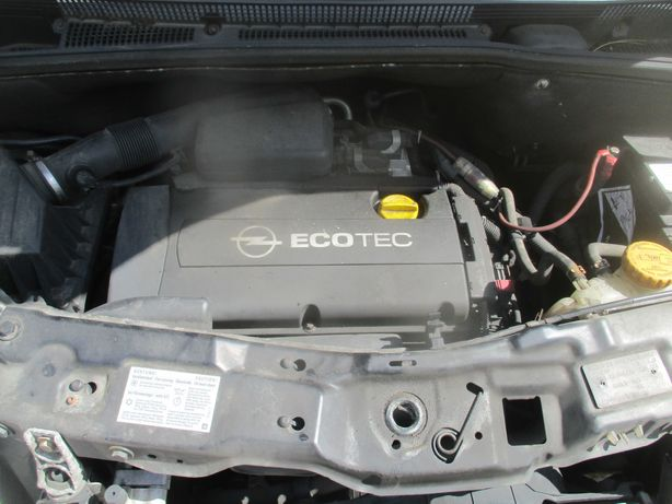 Opel Astra Zafira Silnik 1.6 105 KM Z16XEP IDEALNY 160 tyś Niemiec