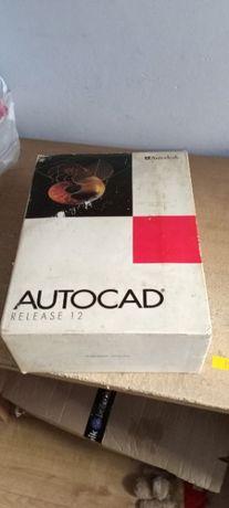 Komplet podręczników Auto CAD r12