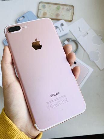 Apple Iphone 7 + plus rose gold 32gb розовый