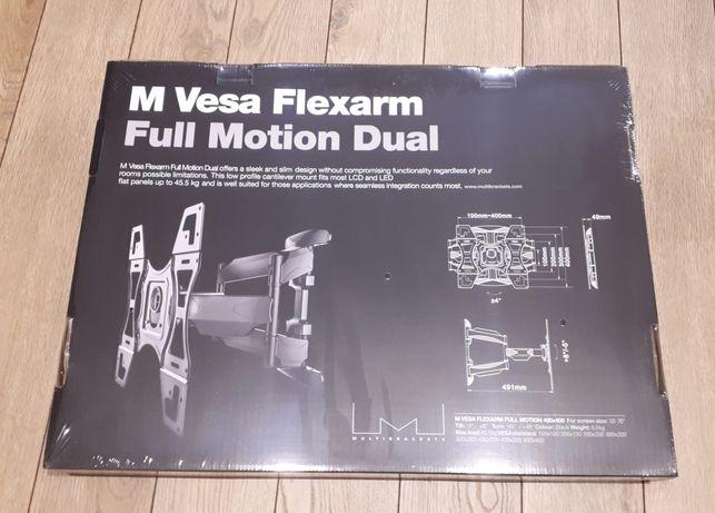 Uchwyt do telewizora M Vesa Flexarm
