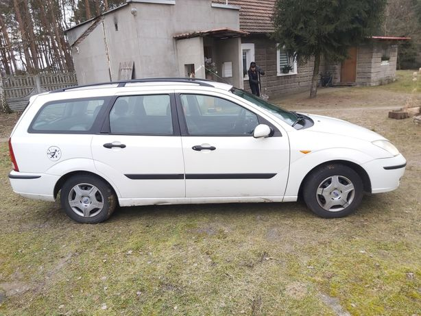Ford Focus MK1 kombi 1.6 benzyna 2003r.