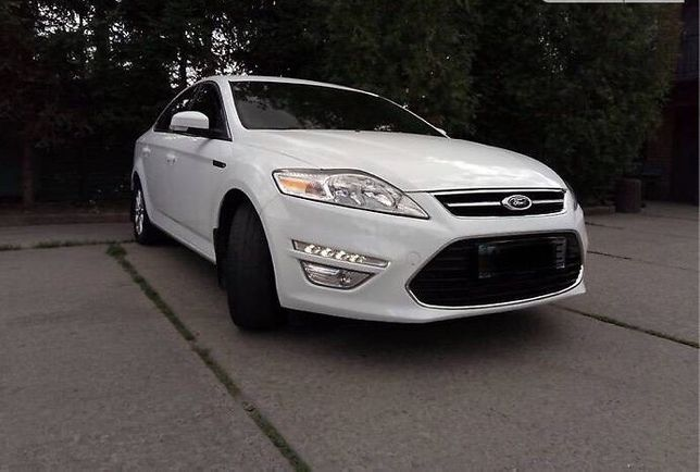 Ford Mondeo IV. Official. 2.0t