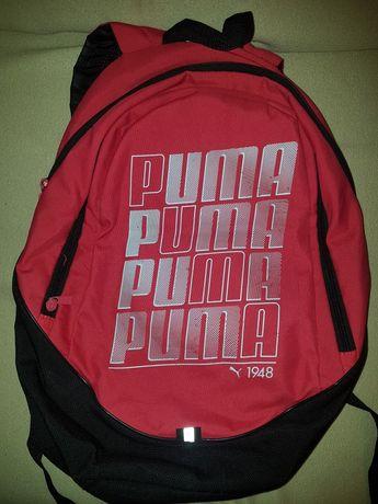 Plecak Puma  dwukomorowy