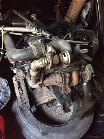 Мотор Ауди А4 Б5 + коробка
