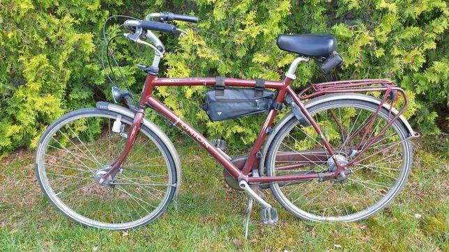 Holenderski rower Union All Round koła 28 cali osprzęt SHIMANO sprawny