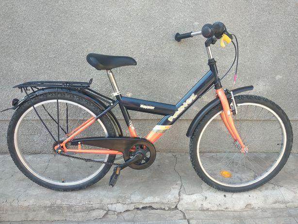 Велосипед из Германии Prince. Планетарка Sram s3