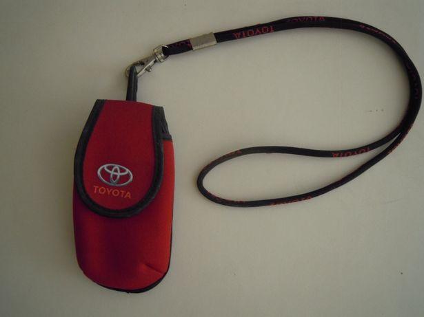 Toyota bolsa para telemóvel