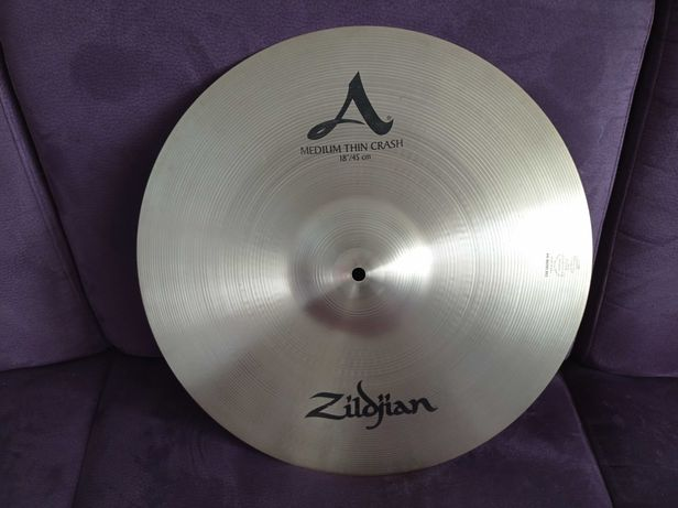 Тарелка Avedis  ZILDJIAN Medium THIN Crash 18/45